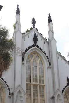 French Heugonot Church in Charleston, SC