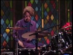"""Church Lady"" drum solo"