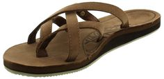 Teva Women's Olowahu Leather W Sandal -- You can find more details by visiting the image link.