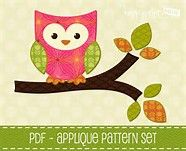 Image result for free applique patterns to print