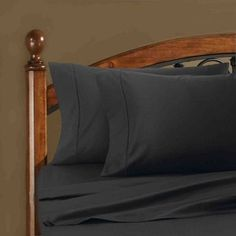 Diamond Collection 400 Thread-Count, 100% Organic Cotton, 4 Piece Sheet Set, but in grey or green