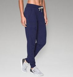 Women's UA Charged Cotton® Tri-Blend Pant | Under Armour US
