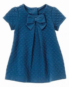 Dress Blue Navy Bows Ideas The effective pictures we give you about kids .Dress Blue Navy Bows Ideas The effective pictures we offer you about children Clothing illustration A quality picture can tell Toddler Dress, Toddler Outfits, Kids Outfits, Baby Girl Dress Patterns, Little Girl Dresses, Baby Dresses, 50s Dresses, Dress Girl, Elegant Dresses