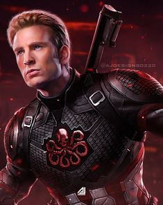 Avengers 4 Captain America Hydra