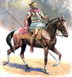 """""""Guía de Orcómeno (Beocia) al servicio de Alejandro Magno, 331 aC"""""""