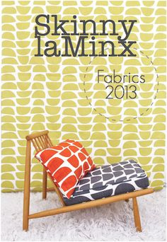 The Skinny laMinx 2013 Fabric Catalogue is out.