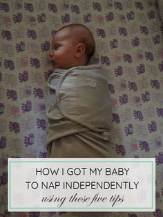 baby nap independently