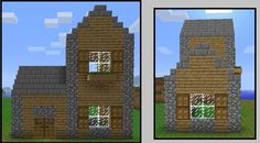Simple House Minecraft