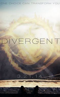 Divergent Movie. I hope they keep it as near to the book as possible! I'm so excited to see the movie!