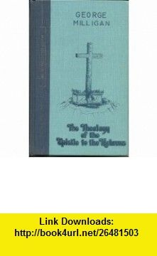 The Theology of the Epistle to the Hebrews George Milligan ,   ,  , ASIN: B000O2MJG2 , tutorials , pdf , ebook , torrent , downloads , rapidshare , filesonic , hotfile , megaupload , fileserve