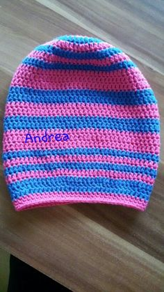 09/16 Andreas, Knitted Hats, Beanie, Knitting, Fashion, Projects, Moda, Tricot, Fashion Styles