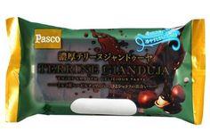 【冷やす菓子パン♪】人気の「濃厚テリーヌ」シリーズからジャンドゥーヤが新発売! https://mognavi.jp/news/newitem/57138 11/1発売ですよ! #Pasco #濃厚 #テリーヌ #ジャンドゥーヤ