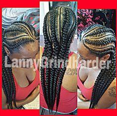 hair is added through out the braids via Urban Hairstyles, Twist Braid Hairstyles, Twist Braids, Protective Hairstyles For Natural Hair, Natural Hair Tips, Natural Hair Styles, Big Braids, Transitioning Hairstyles, Braid Designs
