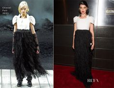 Crystal Renn In Chanel – New Yorkers For Children's 11th Anniversary A Fool's Fete