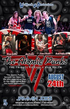 The Atomic Punks 8.24.13
