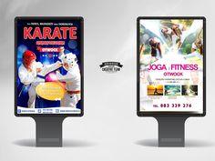 Poster's - Karate OTWOCK & Joga WARSZAWA