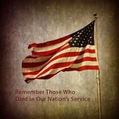 Today is a day for remembrance and to celebrate the freedoms our solider's died for. Thank a Veteran. Happy Memorial Day!  www.PreciousPawPrints.com