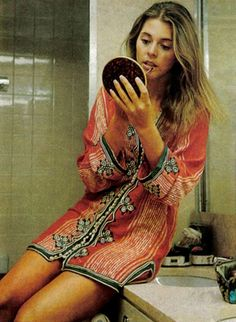 Lindsay Wagner in the 70's