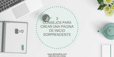 Cómo hacer tu página de inicio perfecto para tu blog http://blgs.co/Tu_ckX