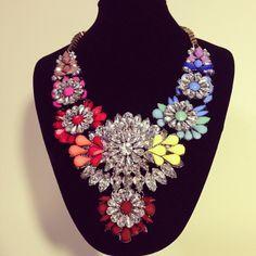 collar  arcoiris!!!