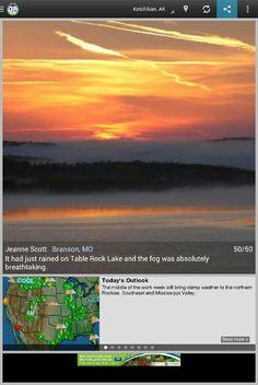 Pix from weatherbug app