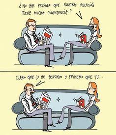 Competencia  #comico #divertido