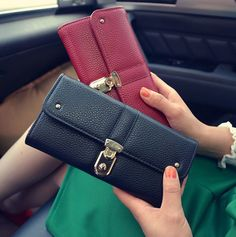 20-60% Off  WalletsnHandbags.com ,iphone cases,handbags,wallets          - Women Wallet Black/Red Leather Long Checkbook Organizer Clutch, $34.95 (http://www.walletsnhandbags.com/women-wallet-black-red-leather-long-checkbook-organizer-clutch/)