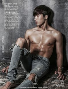 Boys Republic's Sungjun & Onejunn Reveal Chocolate Abs on Covers of 'Boy's Health' - Updated Images | Koogle TV