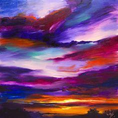 Majestic Skies #29 by Jonas Gerard