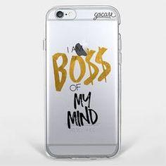 Capinha para celular Boss