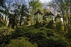 The Haunted Castle/Ivy Castle (Dutch: Spookslot) is a haunted attraction in the amusement park Efteling in the Netherlands.