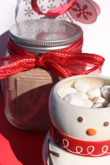DIY Gift- Hot Chocolate