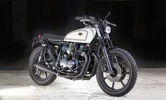 ♠Milchapitas-Kustom Bikes♠: Kawasaki Z650 1982 By Rua Machines