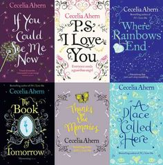 All of Cecilia Ahern's books are magical.