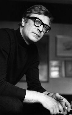 A very Handsome Michael Caine