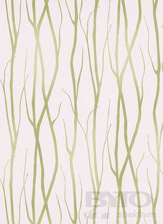 Erismann Summer breeze non-woven wallpaper 688410 vines white metallic White Wallpaper, Summer Breeze, Retro, Decoration, Tree Branches, Vines, Home And Garden, Antiques, Green