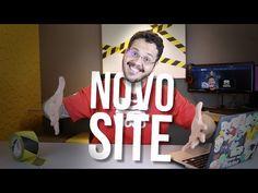 Novo Site do Curso em Vídeo - CeV Responde #058