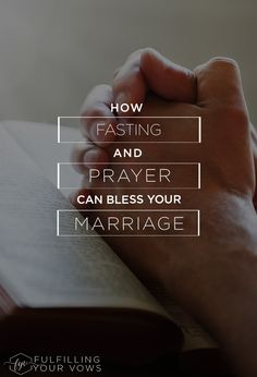 How Fasting and Prayer Can Bless Your Marriage Prayer For My Wife, Prayer For My Marriage, Marriage Scripture, Biblical Marriage, Marriage Advice, Bible Verses, Prayer For Marriage Restoration, Receiving The Holy Spirit, Pray For Strength