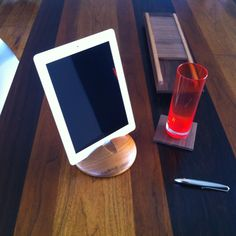 IPad stand by HAUSGOODS. www.hausgoods.com