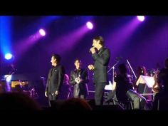 Il Divo, Urs' Talk and Somewhere live in Concert - YouTube