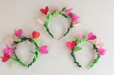 Spread a little love with one of these easy, loveable Valentine's Day crafts.