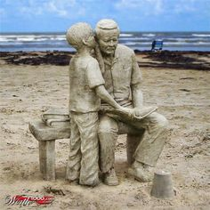 Wow what sand art!  :)