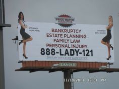 Caption Contest: Lady Justice Gets A Makeover Lady Justice, Caption Contest, Personal Injury, Social Issues, Advertising, Billboard, Sexy, Lawyers, Signage