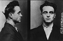 Eugen Weidmann (February 5, 1908 – June 17, 1939) is the last person to be publicly executed in France. Executions by guillotine in France continued in private until September 10, 1977, when Hamida Djandoubi was the last person to be executed.