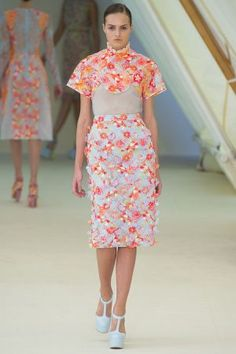 Erdem Spring 2013 RTW Collection. More lusciousness at www.myLusciousLife.com
