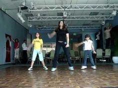 El Impacto ft. Fergie - Zumbatomic Zumba Kids Dance Fitness Choreography by Tania Amthor