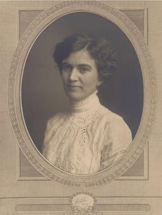 Mable H. Palmer, Dr. B.J. Palmer's wife, was a guiding influence who became a chiropractor in 1905. She became a recognized authority on anatomy and was an instructor at the Palmer School of Chiropractic (PSC) for more than 30 years.   In 1920 she authored an anatomy book that was widely used by both the chiropractic and medical profession. Her love for anatomy greatly impacted the ever-growing chiropractic profession. Chiropractic Quotes, Family Chiropractic, Palmer School, Upper Cervical Chiropractic, 30 Years, Old Photos, Anatomy, Love Her, How To Become
