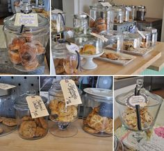 baked goods booth ideas for farmers market - Google Search