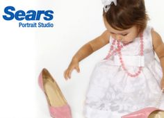 Free Sears Portrait Studio 16 x 20 Wall Portrait