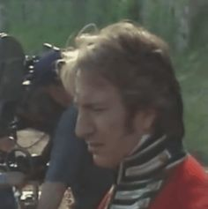 Alan Rickman - Sense and Sensibility (Behind The Scenes) Most Beautiful Man, Gorgeous Men, Alan Rickman Always, Alan Rickman Movies, Classic Movie Stars, Divas, People Of Interest, Falling In Love With Him, Ares
